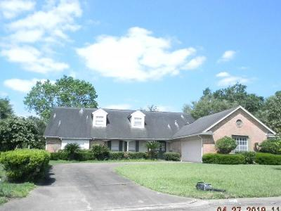 Missouri City Single Family Home For Sale: 3706 Point Clear Drive