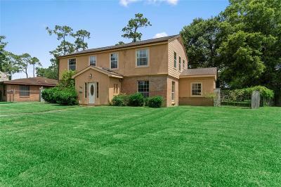 Houston Single Family Home For Sale: 3329 Calumet Street