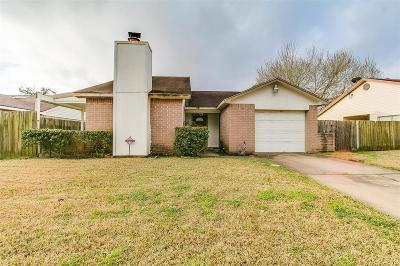 Sugar Land Single Family Home For Sale: 14107 Panhandle Drive