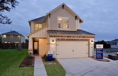 Houston Single Family Home For Sale: 8907 Rosewood Grove
