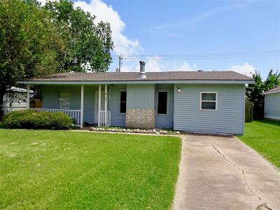 Galveston County Rental For Rent: 1529 Wayside Drive