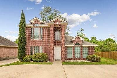 College Station Single Family Home For Sale: 1609 Park Place