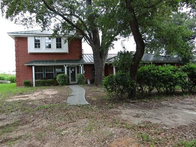 Waller Single Family Home Pending: 131 Petty Road