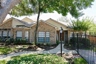 Tomball Condo/Townhouse For Sale: 16415 N Eldridge Parkway #D
