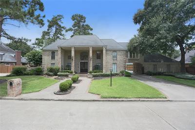 Houston Single Family Home For Sale: 5122 Graystone Lane