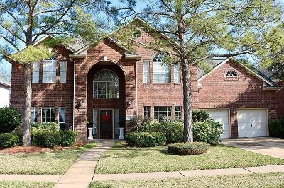Sugar Land Single Family Home For Sale: 1122 Morning Mist Court
