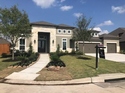 Cypress TX Single Family Home For Sale: $612,555