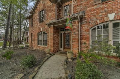 Houston Single Family Home For Sale: 1910 Sweetstem Drive
