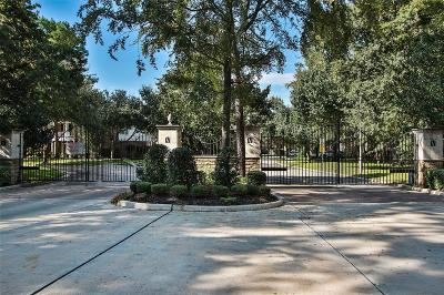 Tomball Single Family Home For Sale: 15530 Rue Montebello Dr Drive