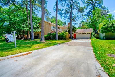 Houston Single Family Home For Sale: 5811 Havenwoods Drive