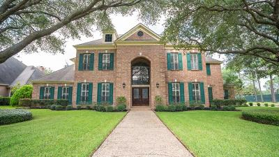 Houston Single Family Home For Sale: 5323 Sunbright Court