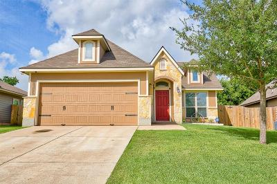 Brenham Single Family Home For Sale: 2010 Timberline Ct