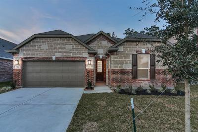 Humble Single Family Home For Sale: 5923 River Timber Trail