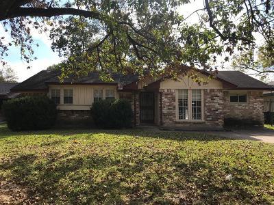 Houston Single Family Home For Sale: 6311 Hidden Arbor Lane