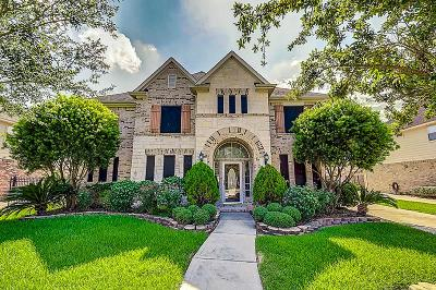 Pearland Single Family Home For Sale: 1609 Spring Glen