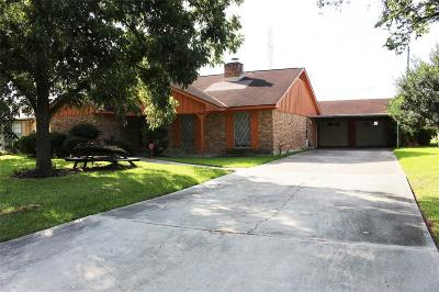 Stafford, Stafford Texas Single Family Home For Sale: 1615 Crestmont Drive