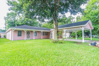 Houston Single Family Home For Sale: 6134 Westover Street