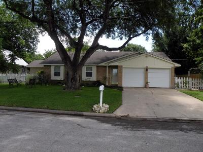 Austin County Single Family Home For Sale: 317 N Mechanic Street N