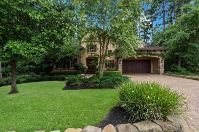 The Woodlands Single Family Home For Sale: 71 Angelique Way