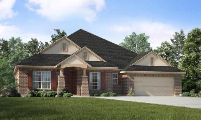 Conroe Single Family Home For Sale: 2062 Brookmont Drive