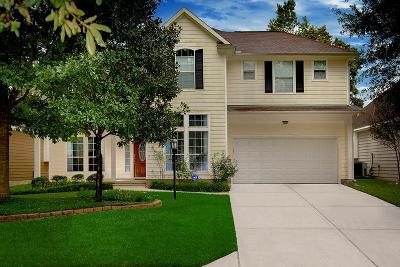 The Woodlands Single Family Home For Sale: 18 Trellis Gate Street