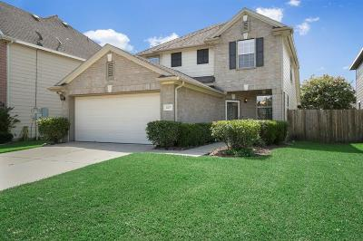 Alvin Single Family Home For Sale: 1207 Stallion Ridge
