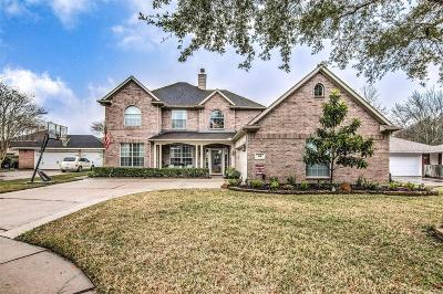 League City Single Family Home For Sale: 115 Oak Creek Lane