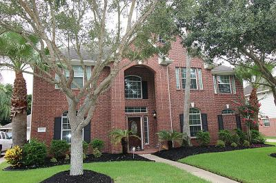 Single Family Home For Sale: 3009 Shore Line Court
