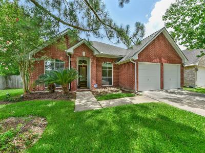 Single Family Home For Sale: 14003 Loch Creek Court