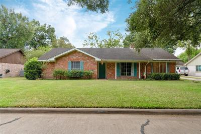Houston TX Single Family Home For Sale: $474,900