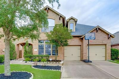 Katy Single Family Home For Sale: 9514 Sapphire Hill Lane