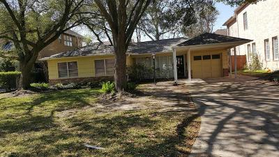 Bellaire Single Family Home Pending: 813 Holton Street
