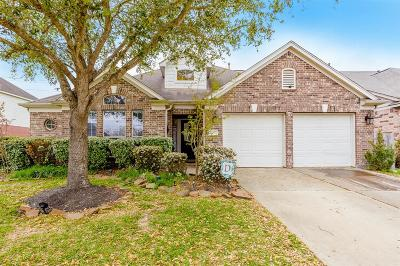 Cypress Single Family Home For Sale: 15107 By The Lake Way