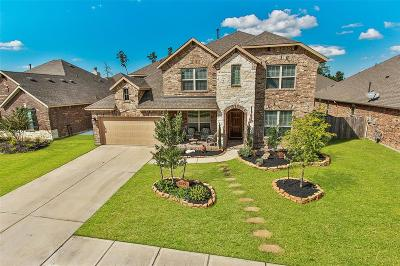 Conroe Single Family Home For Sale: 1539 Heartwood Drive