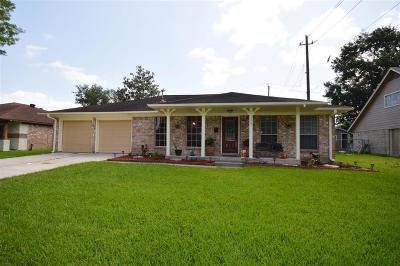 La Porte Single Family Home For Sale: 3407 Roseberry Drive