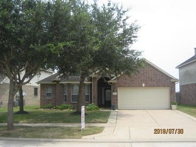 Rosenberg Single Family Home For Sale: 2214 Winchester Lake