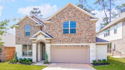 Conroe Single Family Home For Sale: 715 Red Elm Lane