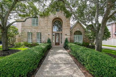 Katy TX Single Family Home Option Pending: $488,000