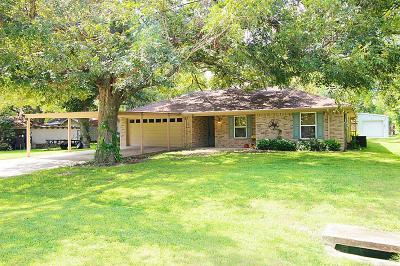 Columbus Single Family Home For Sale: 504 Live Oak Street