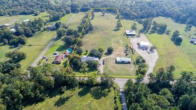 Montgomery Farm & Ranch For Sale: 3873 S Spring Branch Road