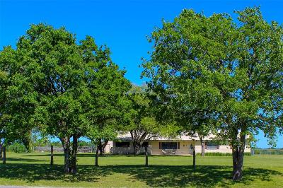 Madison County, Brazos County Single Family Home For Sale: 17045 Fm 1372