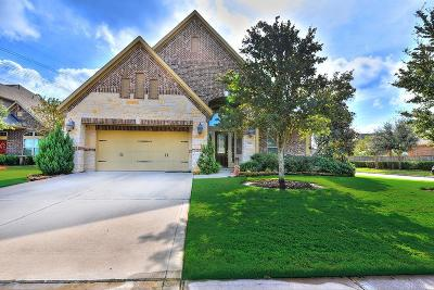 Cinco Ranch Single Family Home For Sale: 27502 Cinco Terrace