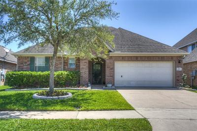 Alvin Single Family Home For Sale: 4702 High Creek Court