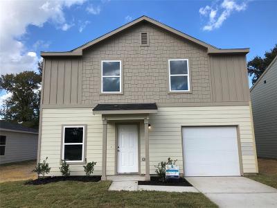 Navasota Single Family Home For Sale: 706 Roosevelt Street