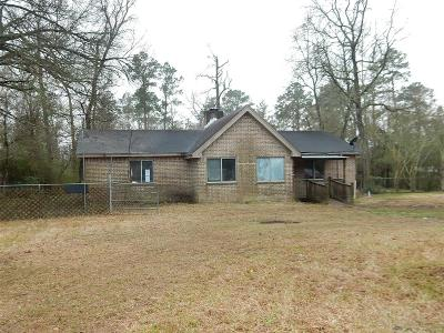 Magnolia Single Family Home For Sale: 26110 Wildflower Drive