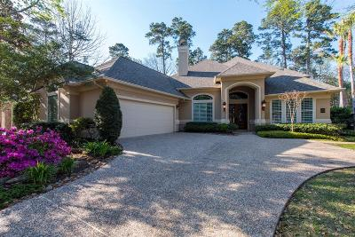 The Woodlands Single Family Home For Sale: 23 Quail Rock Place
