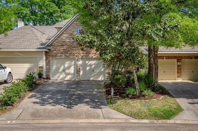 The Woodlands Condo/Townhouse For Sale: 14 Wintergreen Trail