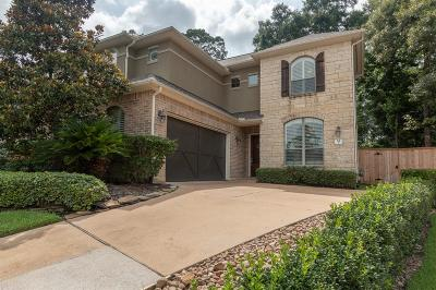 The Woodlands Condo/Townhouse For Sale: 62 Mill Point Place
