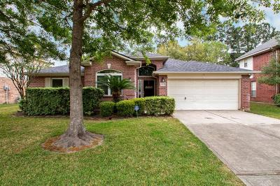 Spring Single Family Home For Sale: 17426 Colony Creek Drive