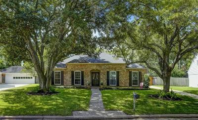 Houston Single Family Home For Sale: 12411 Honeywood Trail